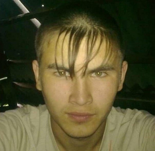 Bangs Men S Choice Of Hairstyle In Russia Weird Russia
