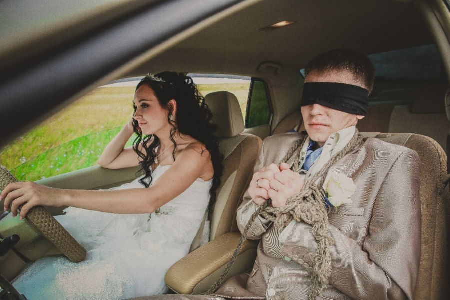 Creative Wedding Photos The Russian Way Weird Russia