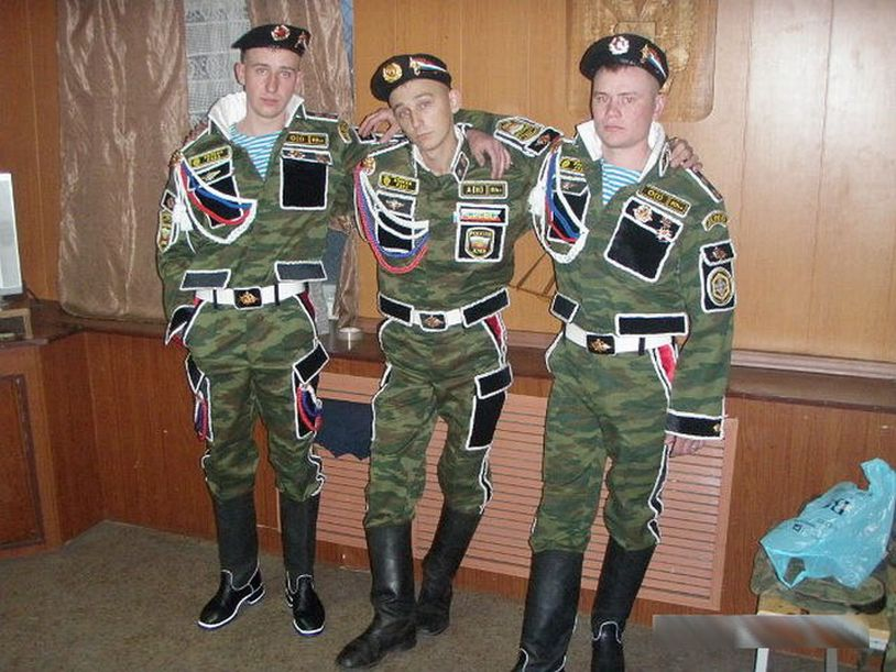 Russian Military Combat Uniforms Dembel Madness:...