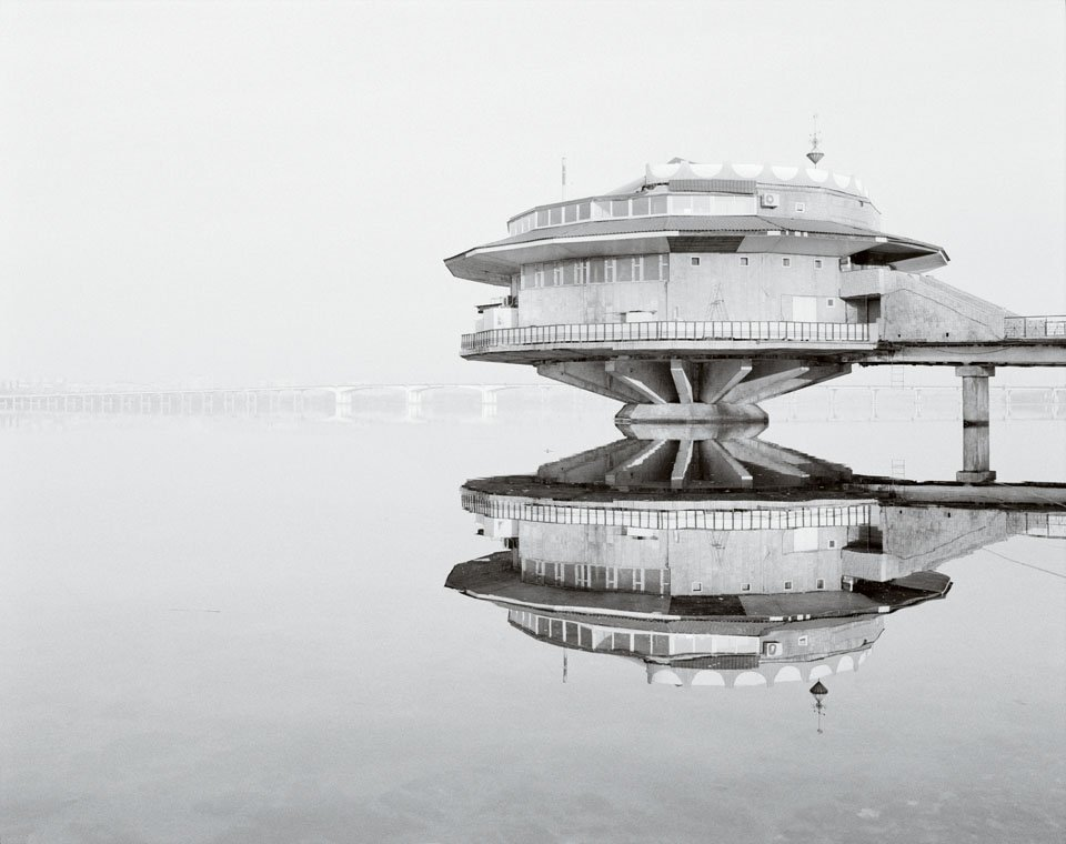 Soviet Brutalist Architecture Photographed by Frederic ...